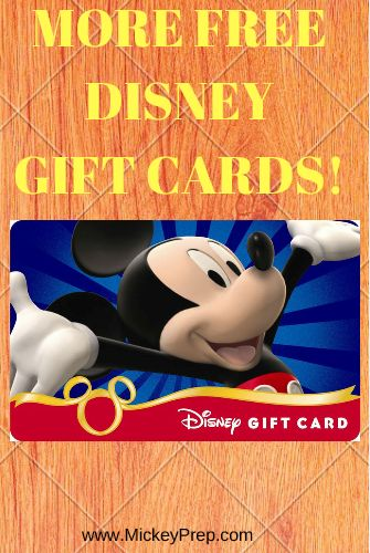 I have found another way to easily earn free Disney world gift cards! Disney world savings tips and tricks at MickeyPrep.com