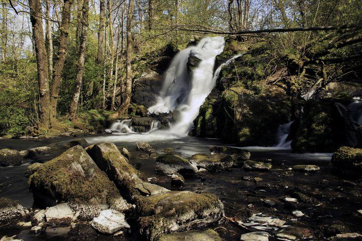 Waterfalls by Eirik S on 500px