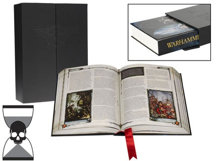 Warhammer 40,000: Collectors' Edition Rulebook $132.00 going fast
