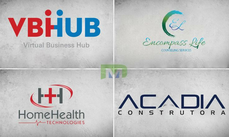 Corporate Logo Design by Duval Marketing.