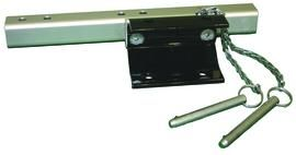 Miller® by Honeywell DuraHoist™ Complete Extruded Aluminum Mounting Bracket Assembly