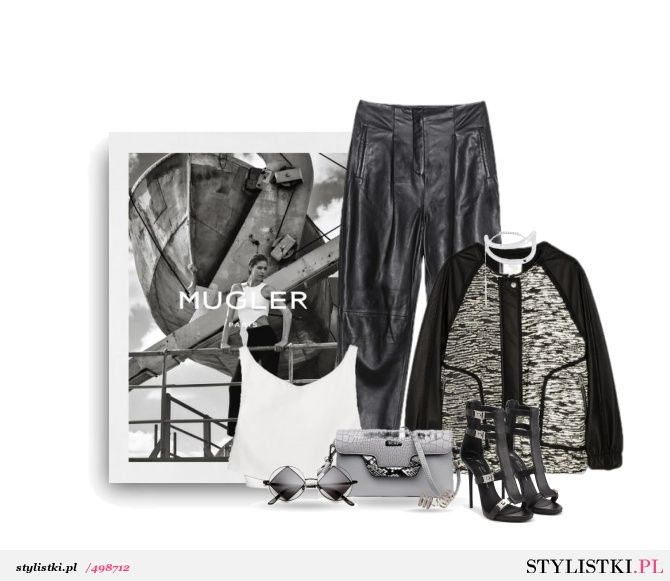 Black and white - Stylistki.pl