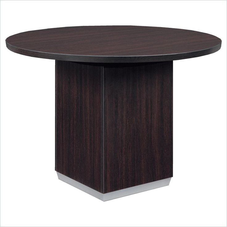 Dmi furniture pimlico laminate 3 5 39 round conference table for Table open cache efficiency 99