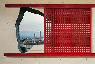 Lina Bo Bardi_sesc Pompeia_1977 Dettaglio delle finestre