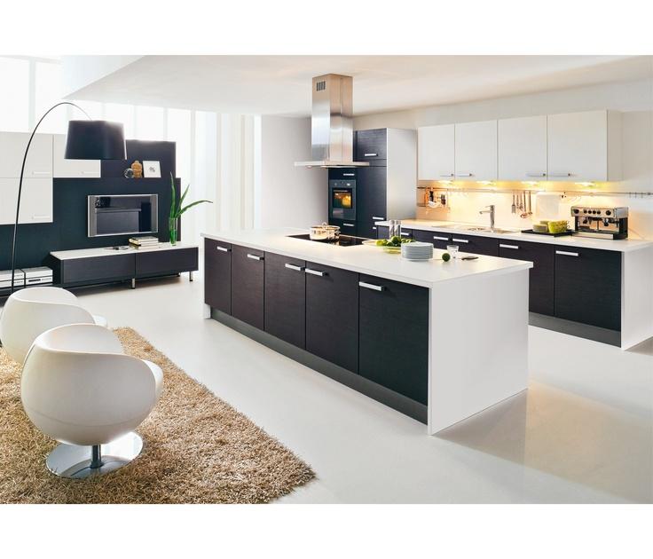 Cuisine cora hacienda noir et blanc 5990€ électro inclus