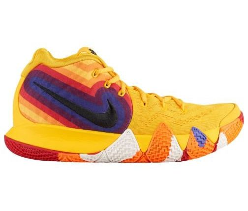 quality design 1dcfb 827e3 Nike Kyrie 4 70's Decade Pack Men's Basketball Shoes Size 10 ...