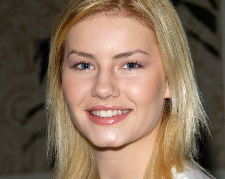 Elisha Cuthbert without makeup wallpapers, photo, images, picture (Not makeup actress Elisha ...