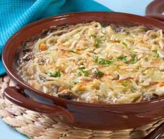 James Beard's Classic 1930's Chicken Noodle Casserole….no canned ...