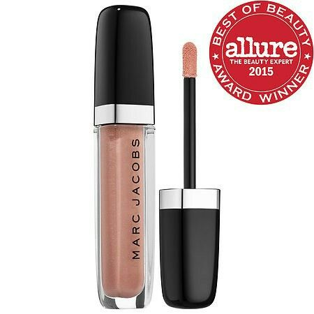 Marc Jacobs Beauty lip gloss in Sugar Sugar #makeupproducts