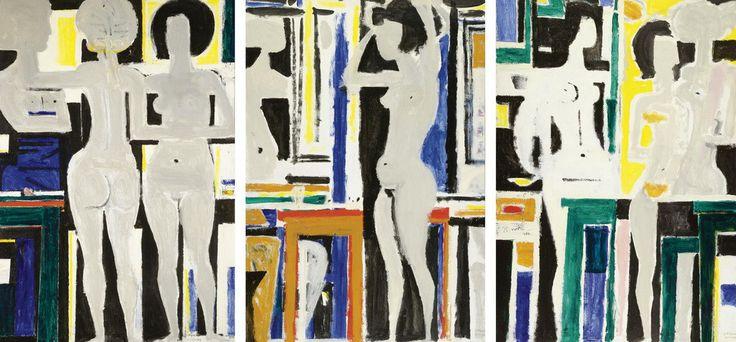 Yannis Moralis: The summer, 1968-1969
