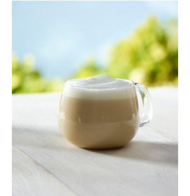 OPRAH CINNAMON CHAI TEA LATTE Ingredients- Milk, Water
