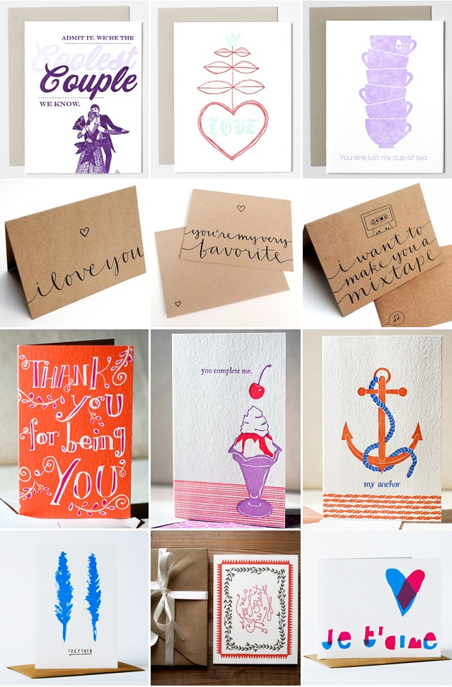 Pre-Wedding Cards