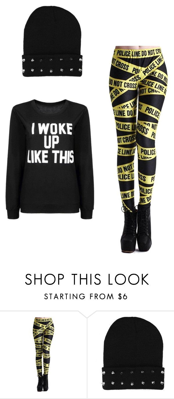 """Na luzaka"" by nicole-cichopek on Polyvore featuring moda"