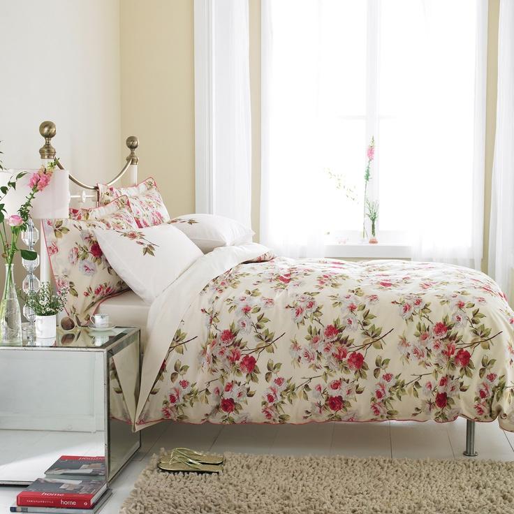 18 best sanderson bed linen images on pinterest bed. Black Bedroom Furniture Sets. Home Design Ideas