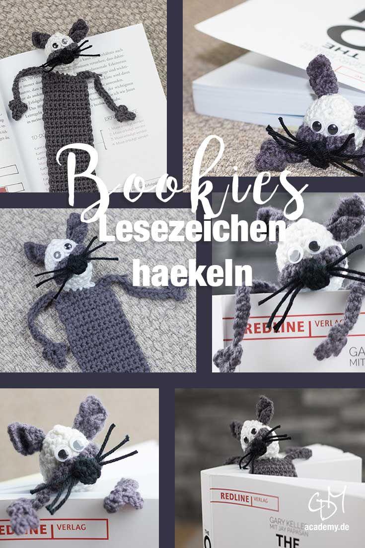 Lesezeichen Häkeln Bookies Vom Supergurumi Häkeln Sewing Und Stitch