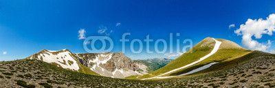 #montevettore #italia #montagna #appennini #marche #lago
