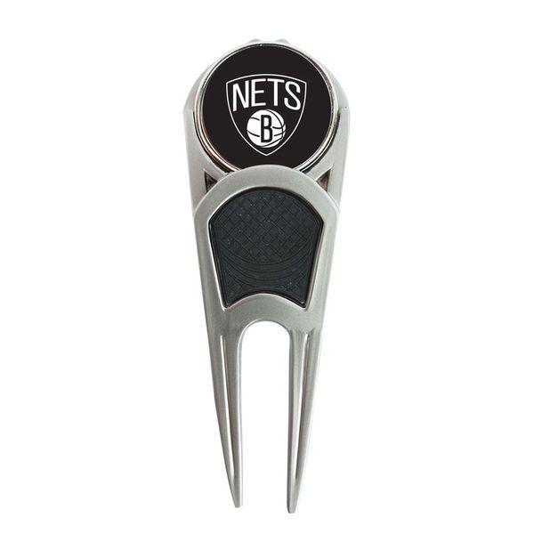 Brooklyn Nets WinCraft Golf Divot Tool & Ball Marker - $19.99