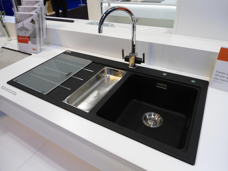 kitchen sinks black sink chrome kitchen kitchen taps black kitchens ...