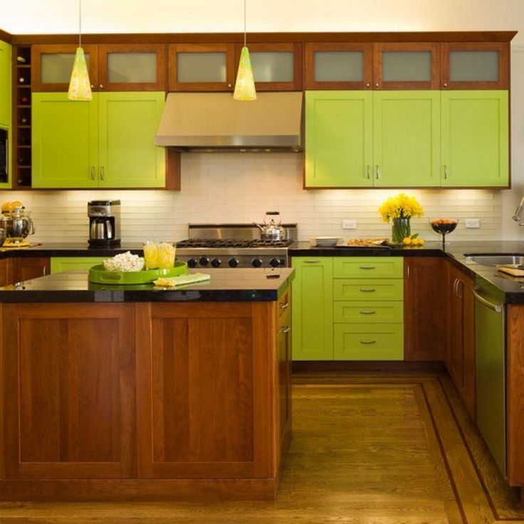 Green Kitchen: 25+ Best Ideas About Lime Green Kitchen On Pinterest