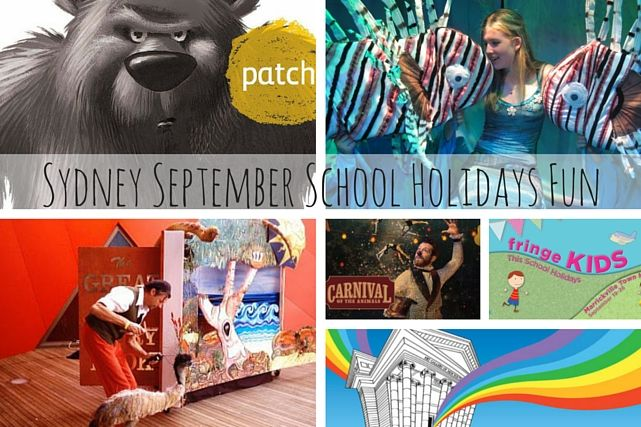Sydney School Holidays Activity Guide via christineknight.me