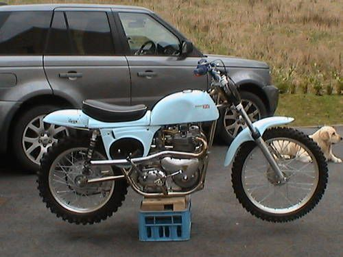 Old Triumph Motorcycles for Sale | not for sale it has been sold via a car and classic