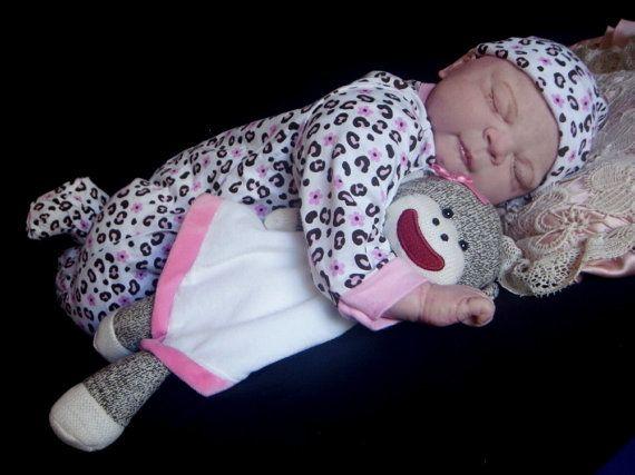 Libby by Cindy Musgrove Custom Reborn Doll by littledarlinsnursery