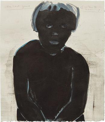 Marlene Dumas  The Last Years of Willem de Kooning, 1994  Phillips  Auction closed
