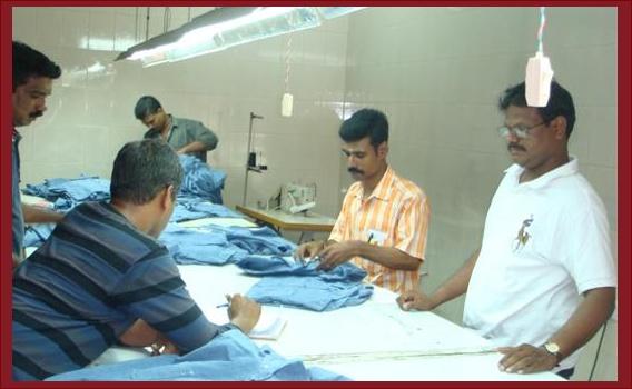 Garments Inspection