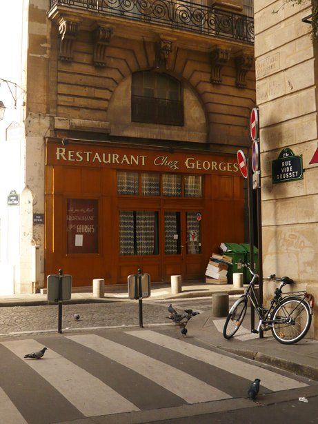 21 best french farmer 39 s market images on pinterest - Restaurant porte maillot chez georges ...