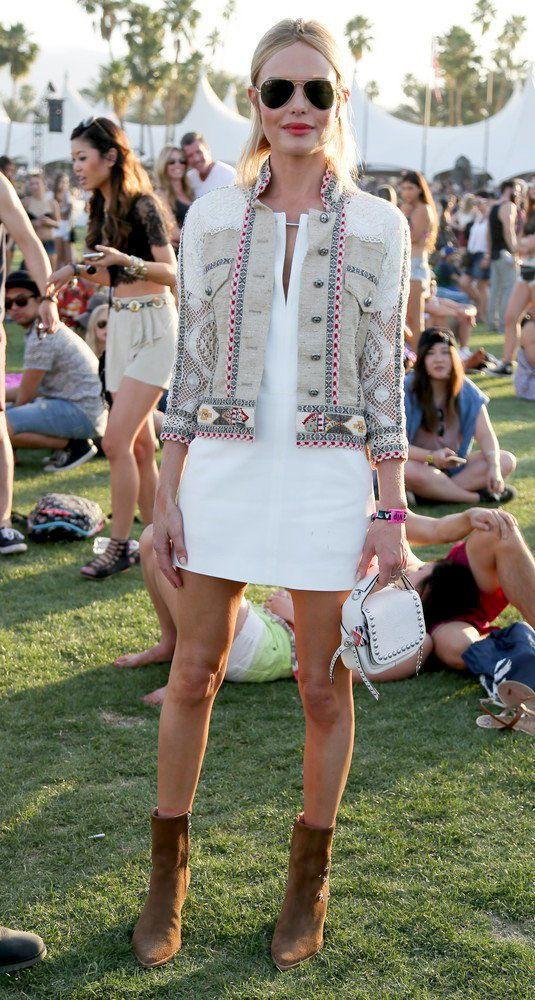 Moda festiwalowa to już nie jest jednosezonowy trend to styl jak hippie, casual czy retro. Festiwale muzyczne zaczynają coraz bardziej wpływać na to, co potem możemy oglądać na wybiegach czy ulicach m...