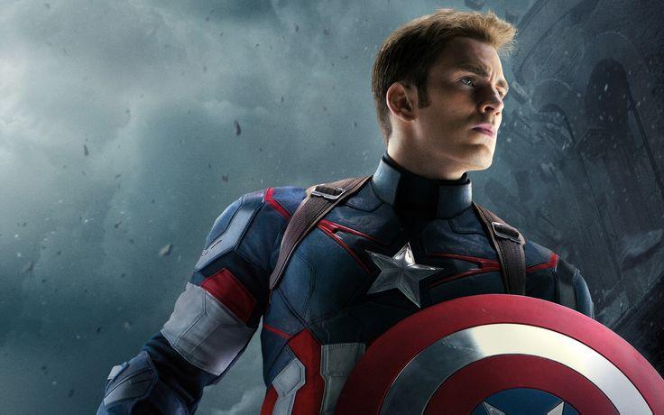 Captain America Wallpaper | Captain America Avengers Age of Ultron Movie 2560x1600. Wallpaper ...