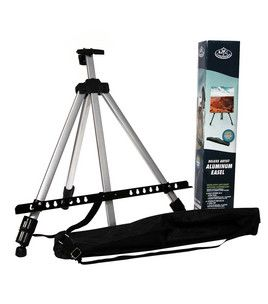 Royal Brush Deluxe Aluminum Artist Easel : easels & drawing tables : fine art supplies : crafts :  Shop | Joann.com