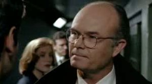 The X Files Guest: Kurtwood Smith as Agent Bill Patterson in season 3, episode 14 · Grotesque