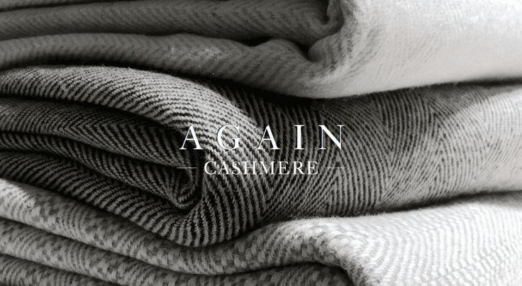 Manta de Cashmere: El mejor regalo de boda - AGAIN Cashmere Cashmere Blanket: The best wedding gift - AGAIN Cashmere