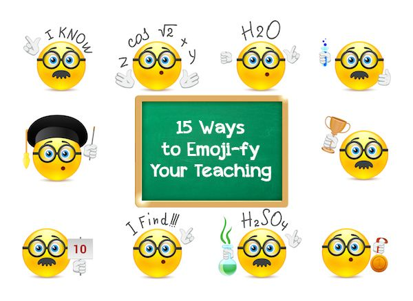 Emojis have taken the Internet by storm. While their overuse may make you cringe, they're a big part of the language your students speak. We say, If you can't beat 'em, join 'em! By embracing emojis and making them a part of your teaching, you can start to speak your students' language and make...