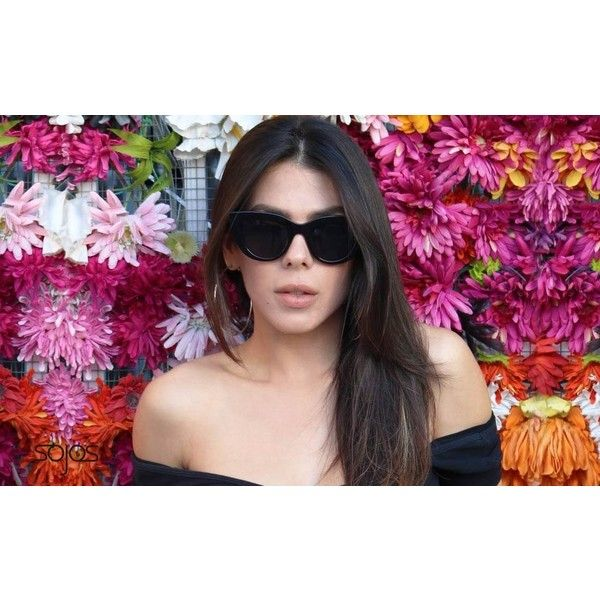 SojoS Retro Cat Eye Women Sunglasses 60's Fashion Thick Frame Mirror... ❤ liked on Polyvore featuring accessories, eyewear, sunglasses, thick glasses, retro sunglasses, retro cat eye sunglasses, retro style sunglasses and retro eyewear