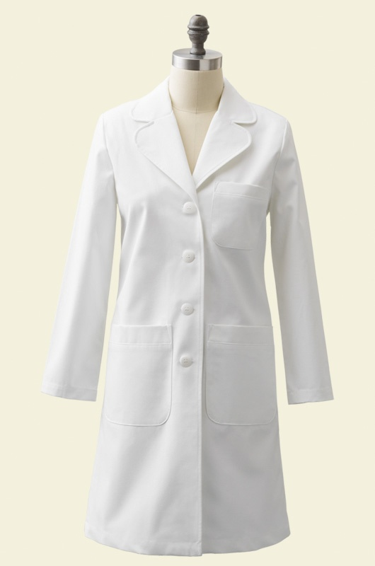 Most beautiful lab coats I have ever seen. www.medelita.com