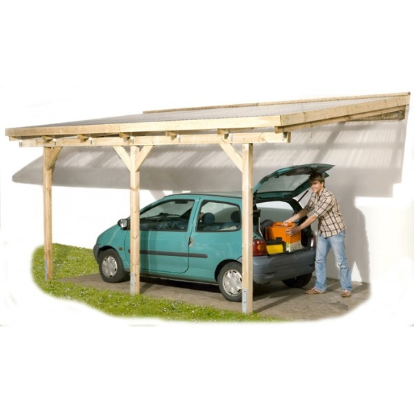 1000 images about garden shed extension ideas on for Car lean to