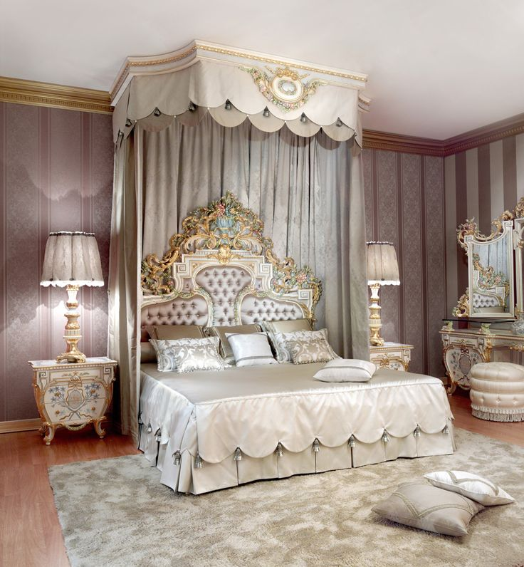 ASNAGHI'S PROPOSALS  Valery The fascination of the classic bedrooms enclose the elegance which always characterize our products.