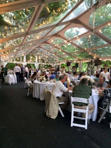 Wedding Tent From Bos Structures And Events Michigan Business