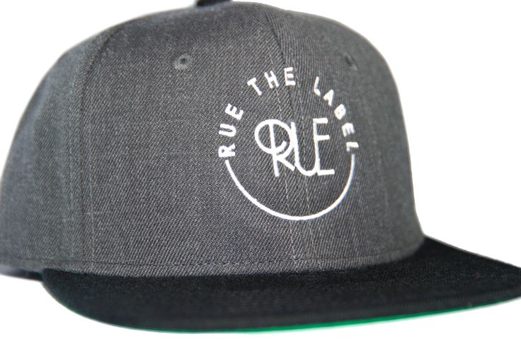 Rue The Label - Signature Snapback