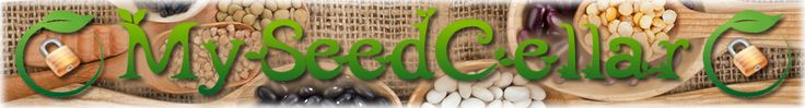 Survival Seed Banks by MySeedCellar.com - Seed Bank FAQ's