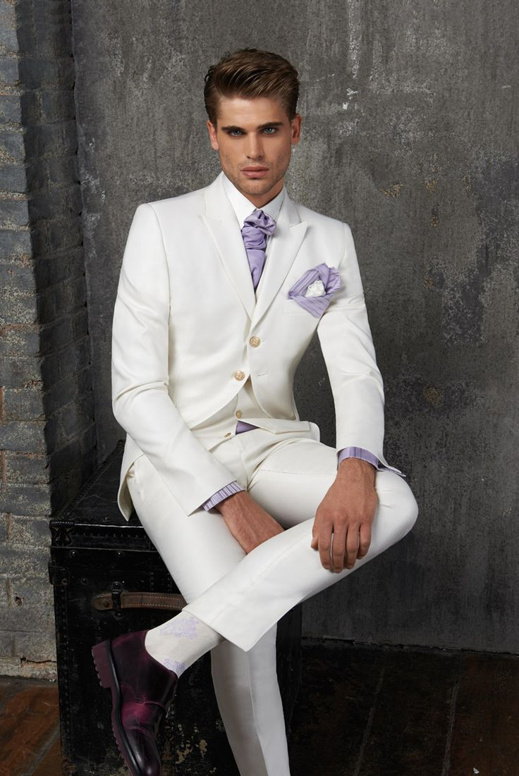 #CleofeFinati by Archetipo 2015 Men's Collection - Suit Mod. 15.1244 b18 - fabric 1309/37