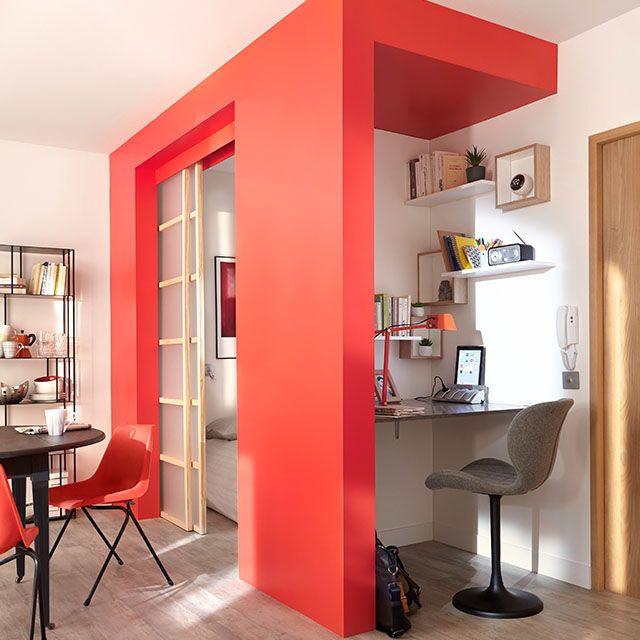 Les 25 meilleures id es de la cat gorie cloison amovible sur pinterest partition de mur id es - Cloison mobile appartement ...