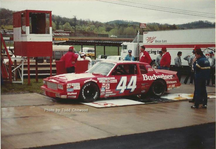 Terry Labonte early 1983 @ North Wilkesboro