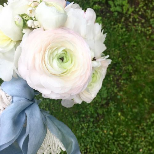 Beautiful bouquet from wedding inspiration shoot http://www.gooseandberry.co.uk/weddings-goose-and-berry