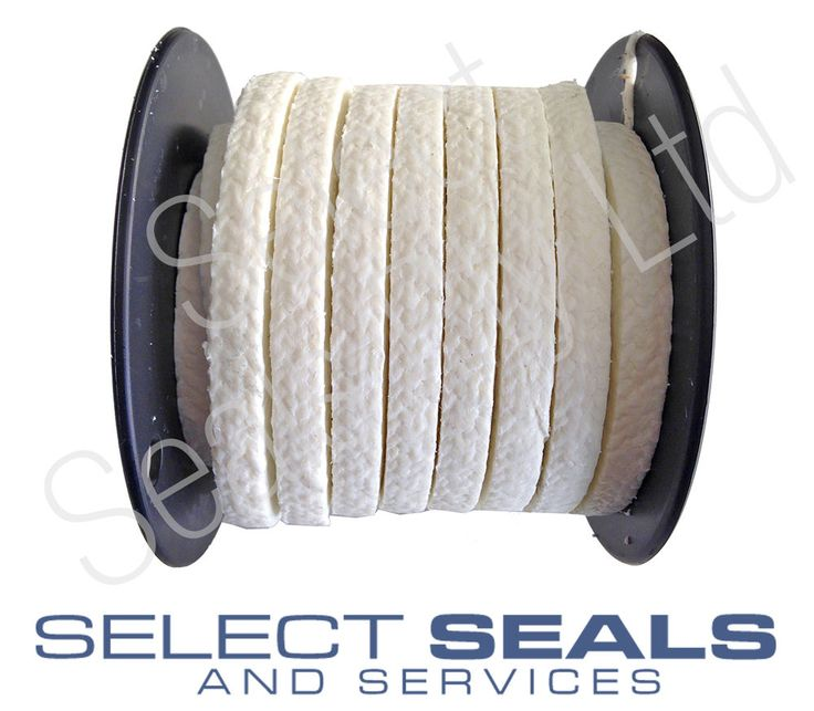 "SEPCO Gland Packing - 3/8"" 8 Meter Stern Shaft Packing - Stuffing Box Packing #SelectSeals"