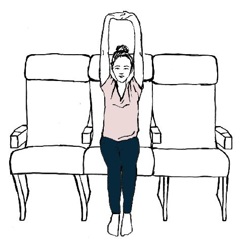 Stay calm and comfortable on your long-haul flight with help from our friends at Mindfresh. We know plane rides can be daunting and uncomfortable. See our how to guide for yoga on your next flight: