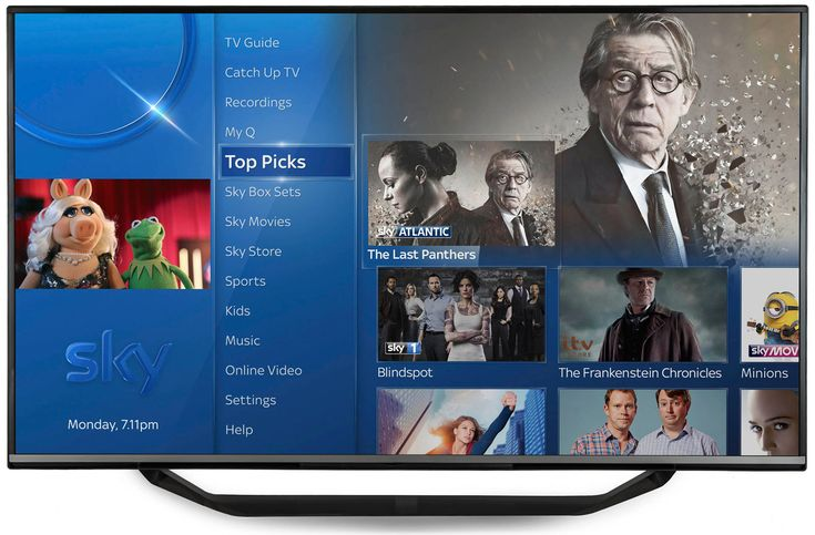 MPs want Sky and Virgin Media to make public channels more visible