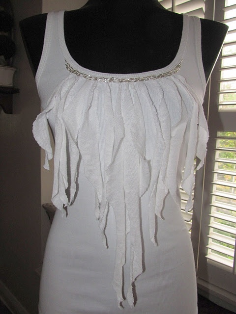 tank top upcycle